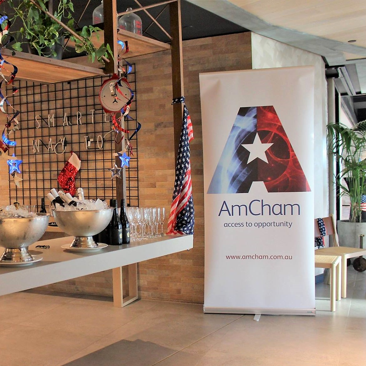 AmCham Network Access - March 2019