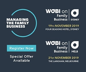 WOBI on Family Business