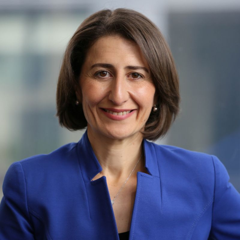 Premier's Address with The Hon. Gladys Berejiklian MP